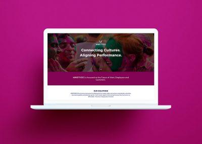 MindTribes Website Redesign